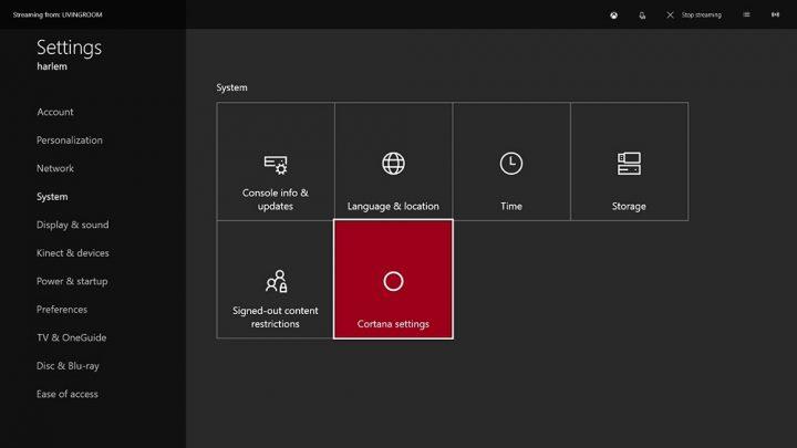 How to Use Cortana on Xbox One (6)