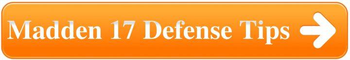 Madden 17 Defense Tips