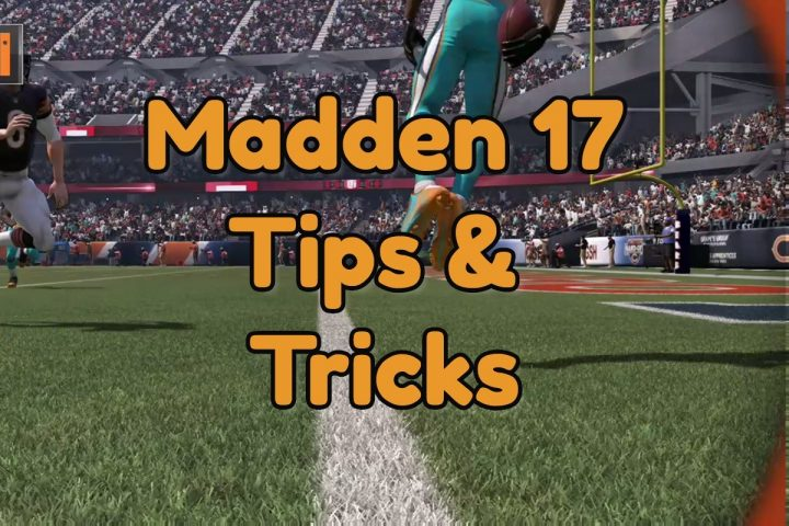 The only Madden 17 tips, tricks and strategies you need to win.
