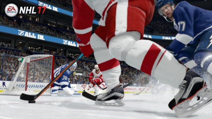 NHL 17 Gameplay Videos