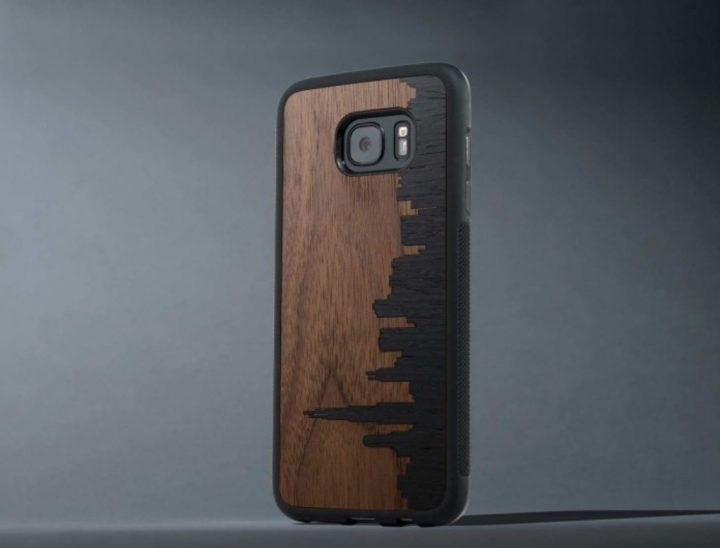 Carved Custom Wood Cases for Note 7