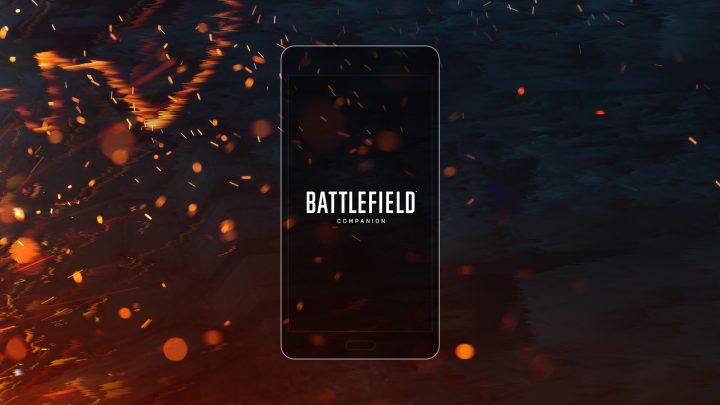 Battlefield 1 Companion App