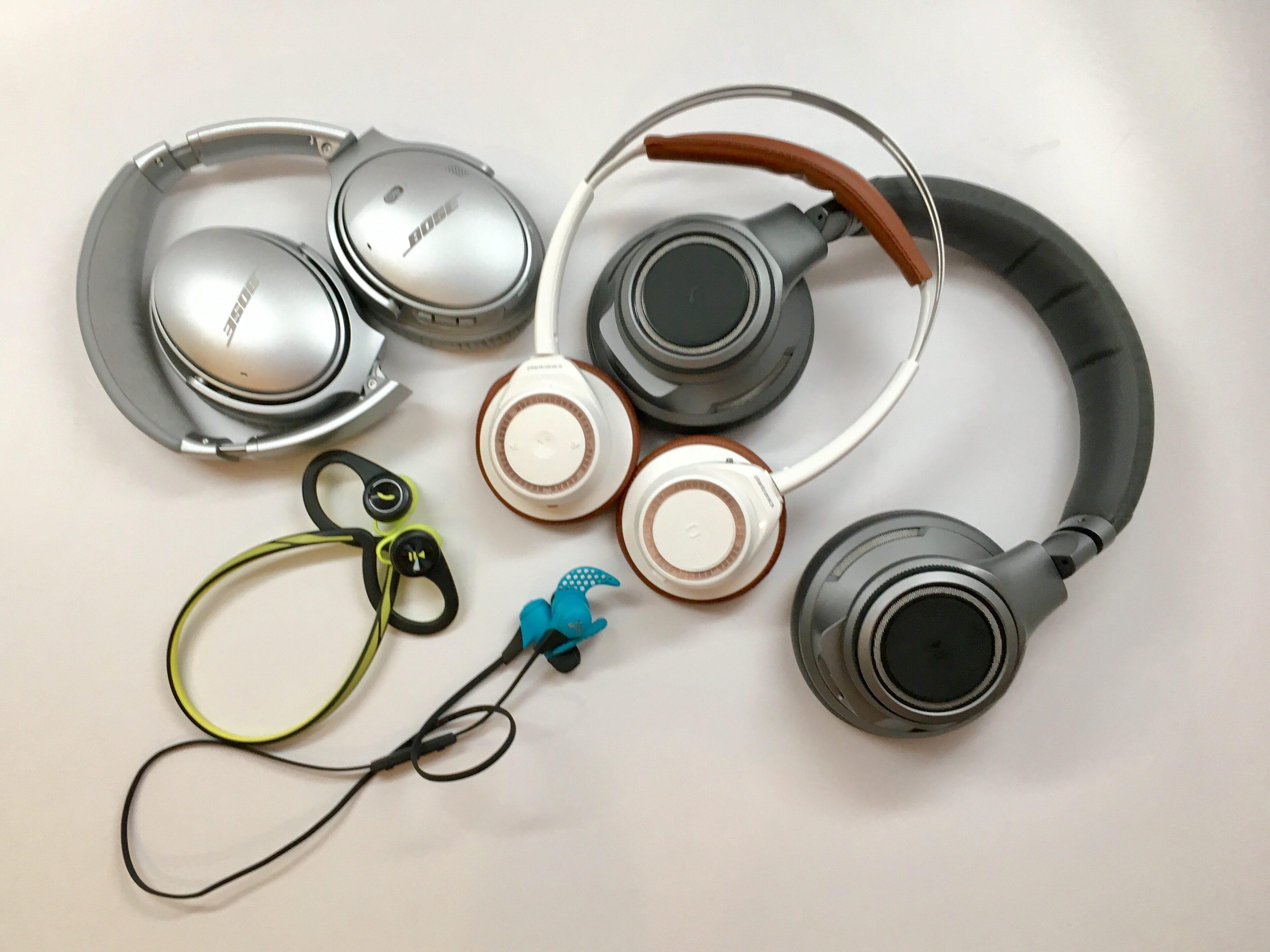 Best Wireless Headphones Earbuds