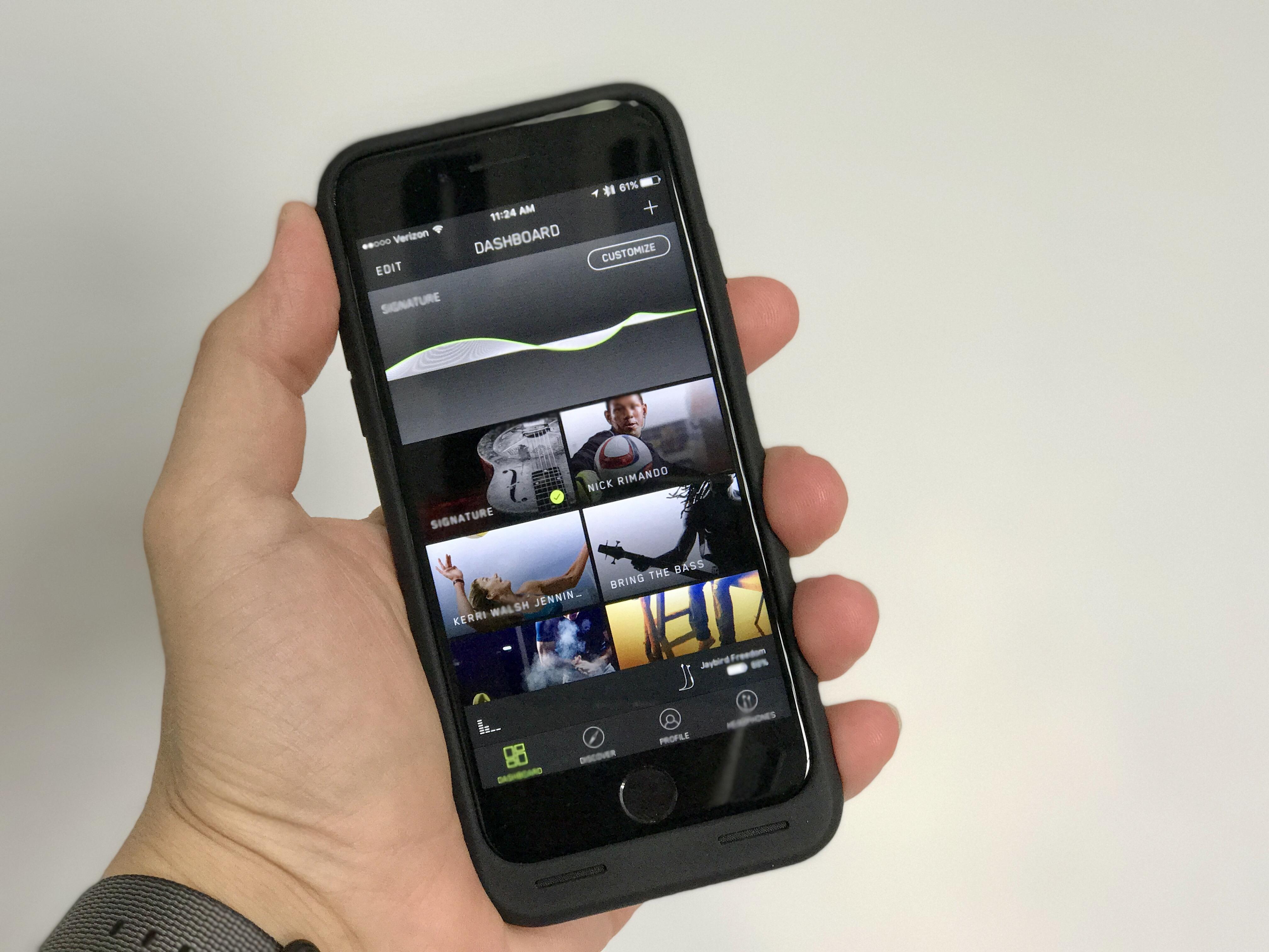 jaybird freedom pairing with iphone