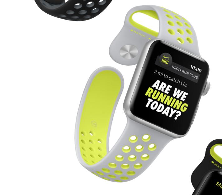 Nike+ Apple Watch