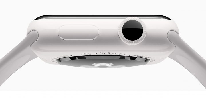 Apple Watch Edition now comes in Ceramic White.