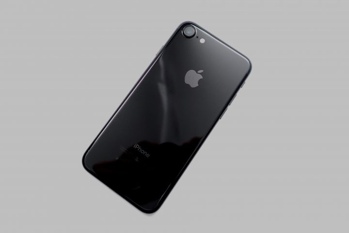 iPhone 7 Jet Black - 10