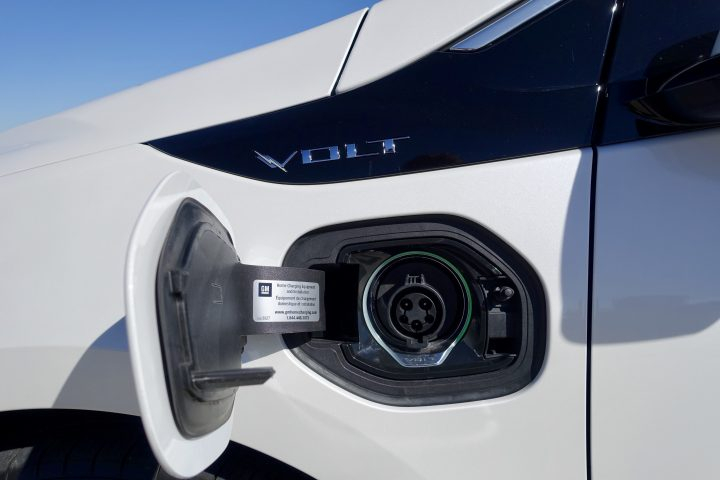 Charge up to get 53 miles of electric range.