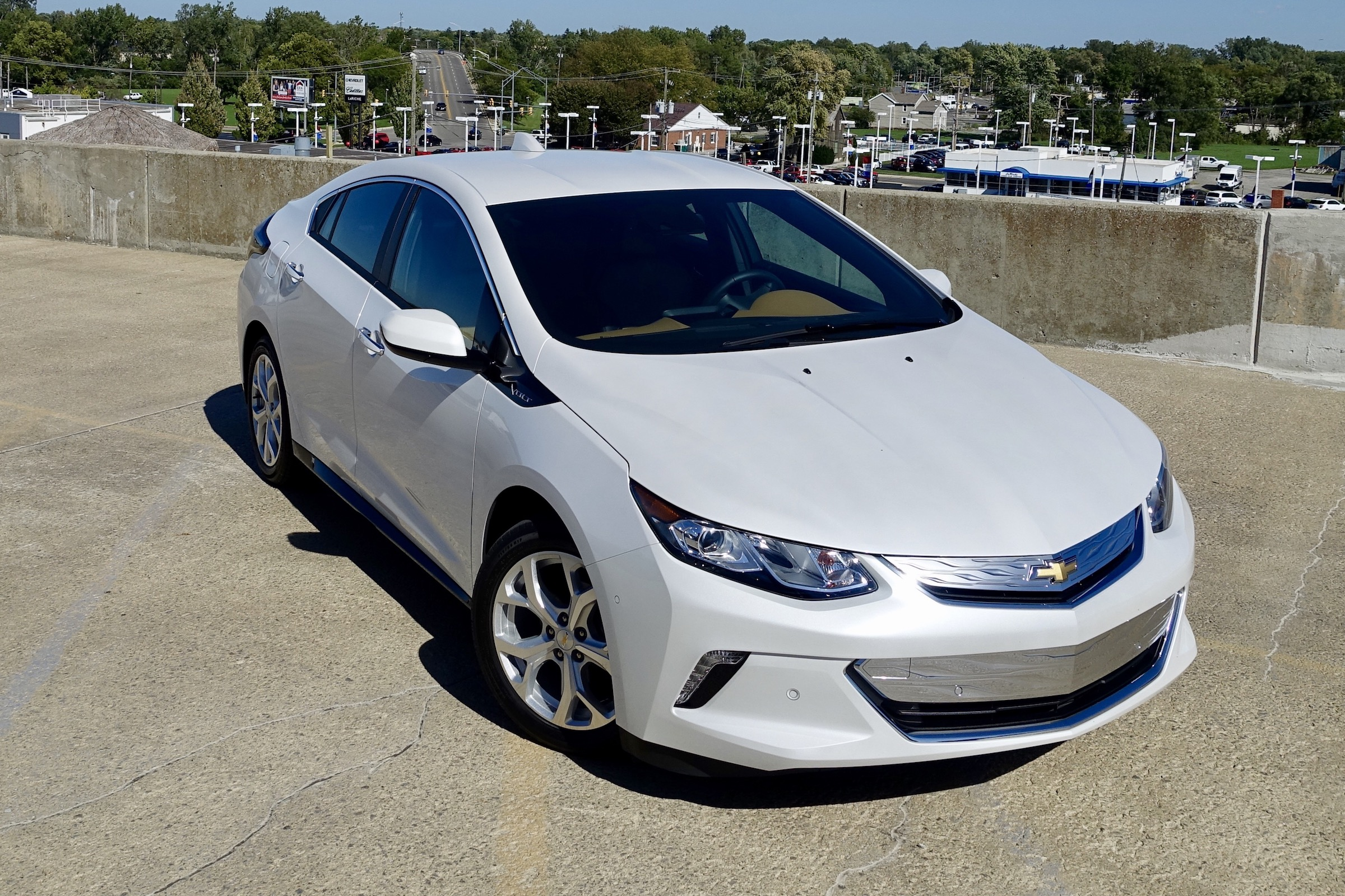 2017 Chevy Volt Review Car The Will Steer And Provide Acceleration But You Are In Charge Of Stopping