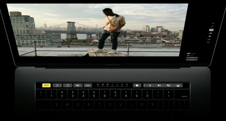 Buy for a Smaller Design & Touch Bar
