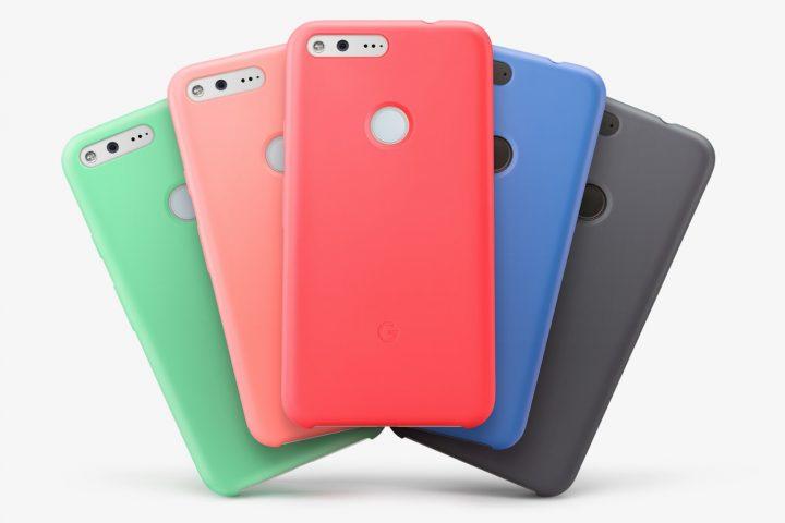 Triple Layer Colored Silicon Cases