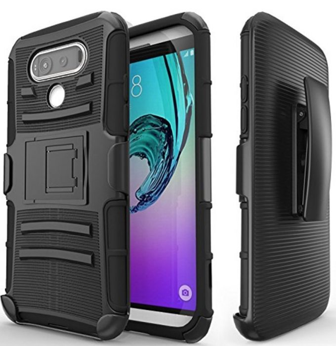 NageBee Dual Layer Holster Case
