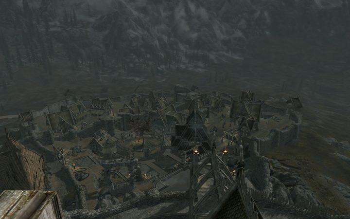 Open Cities Skyrim