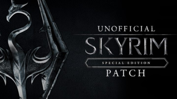 Unofficial Skyrim Special Edition Patch