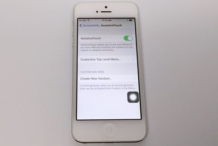 How to Use AssistiveTouch on iOS 10 - IPhone Tips and Tricks