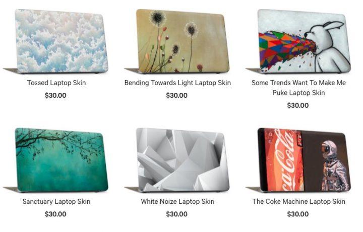 Gelaskins Custom MacBook Pro Skin