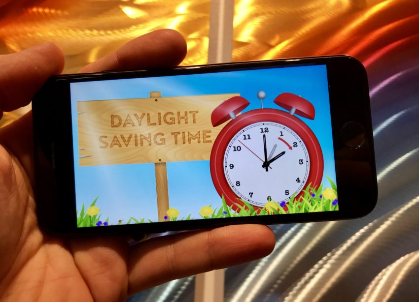 Important The 20172018 daylight saving period ended on Sunday 1 April when clocks went backwards one hour at 3 am The 20182019 daylight saving period will