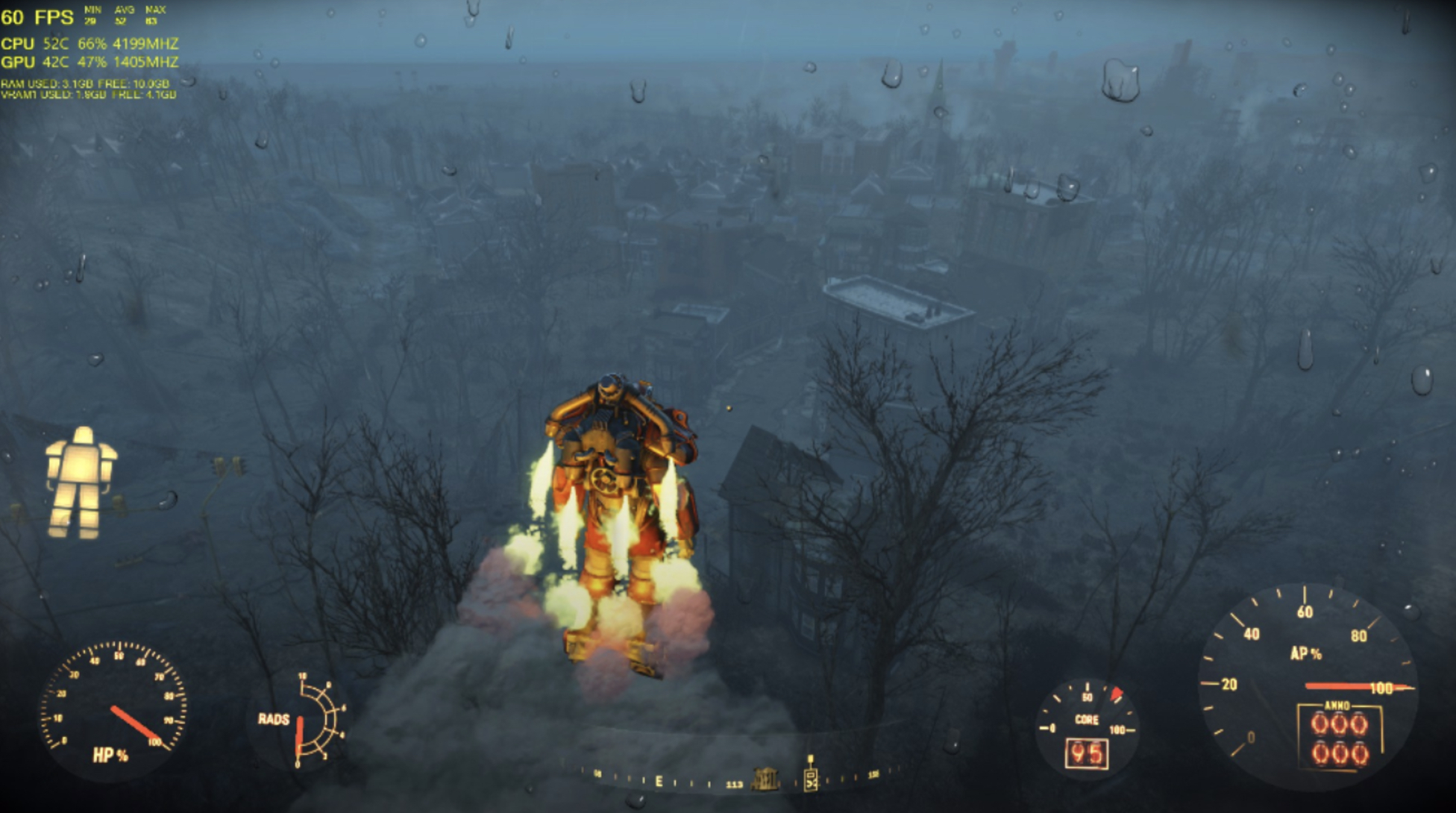 fallout 4 command for level up
