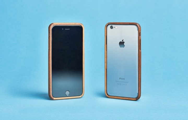 Grovemade iPhone 7 Wood Bumper