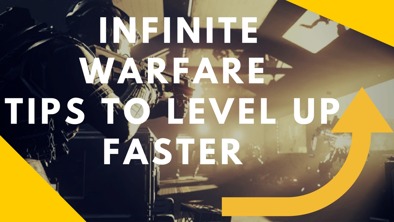How to level up faster in Call of Duty: Infinite Warfare.How to level up faster in Call of Duty: Infinite Warfare.