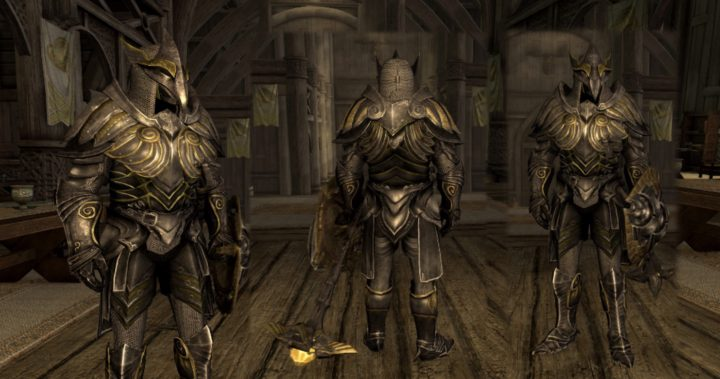 Gryphon Elven Armor