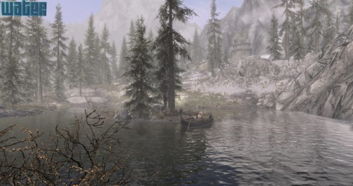 WATER - Water and Terrain Enhancement Redux
