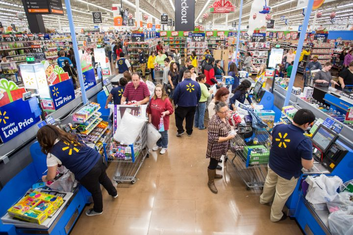 Walmart Black Friday 2016 Safety