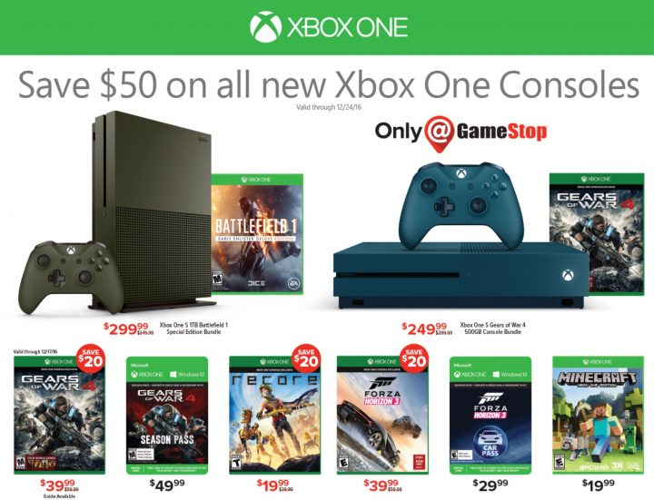 gamestop-xbox-one