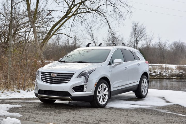 The 2017 Cadillac XT5 is luxurious and beautiful.