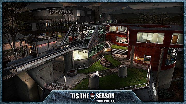 The Genesis holiday map in Infinite Warfare.
