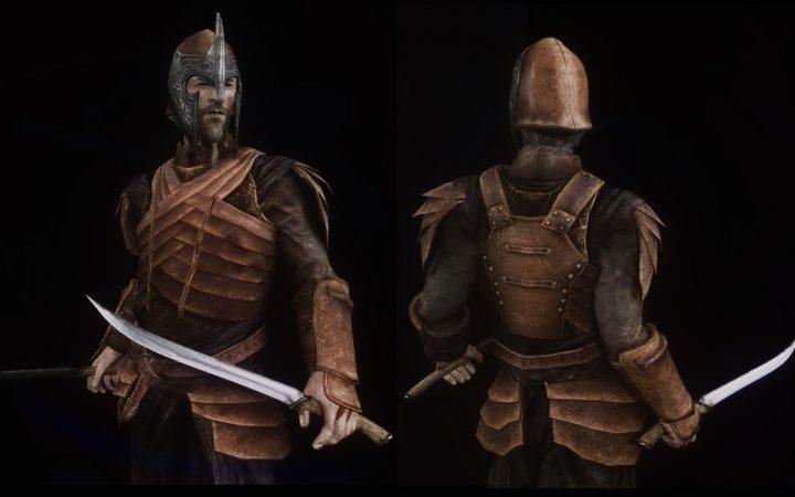 Bosmer Armor Pack