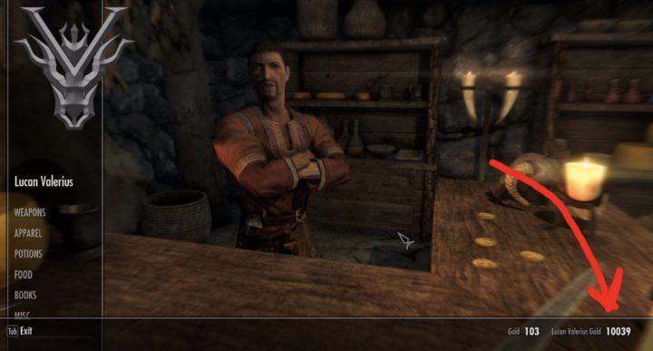 Rich Merchants of Skyrim