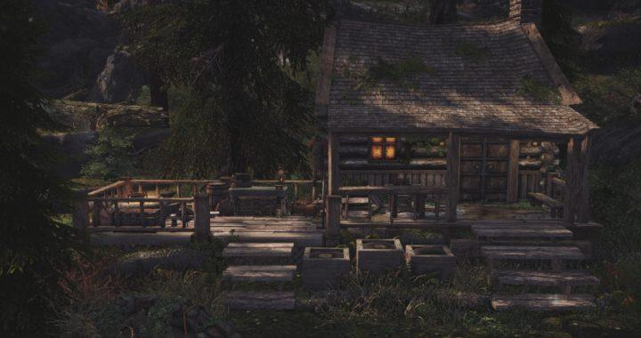 Beginner's Shack in Riverwood
