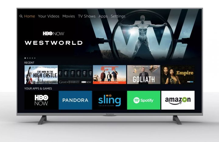 The Amazon Alexa Fire TV is coming.