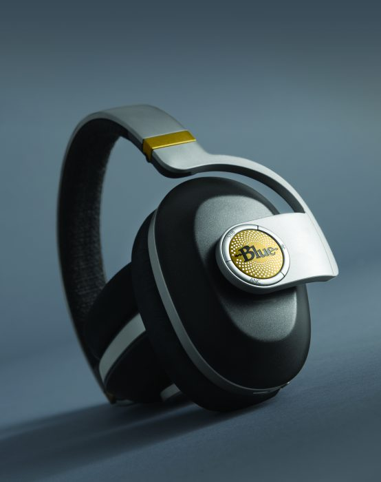 The Blue Satellite noise cancelling headphones use two pairs of drivers to deliver better sound.