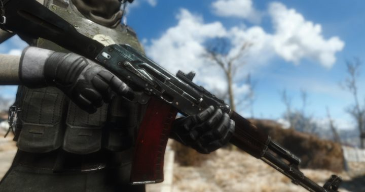 AK74M - Assault Rifle