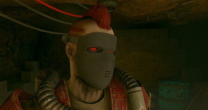 Sleek Ballistic Mask