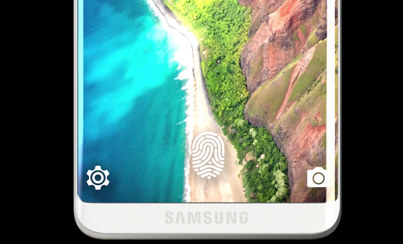 Galaxy S8 Concept Photo