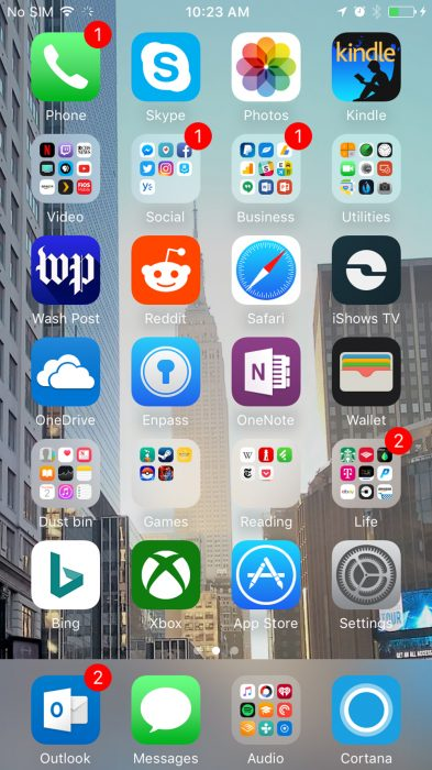 Hey Siri in iOS 102