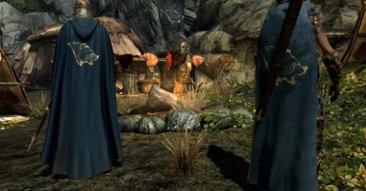 Cloaks of Skyrim