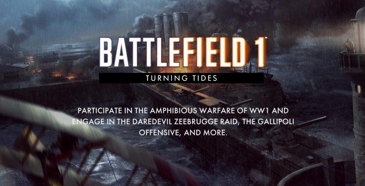 Battlefield 1 DLC 3 & DLC 4