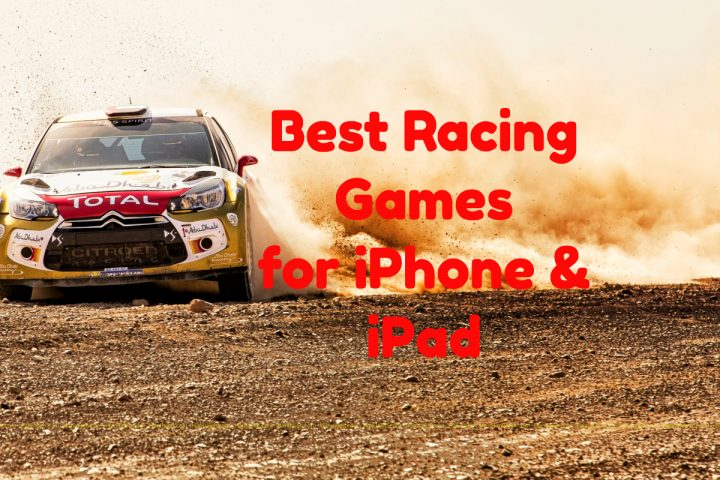 The best racing games for iPhone and iPad.