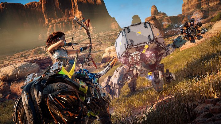 We expect a Horizon Zero Dawn pre-load but we don't know the size yet.
