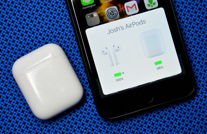 How to fix bad AirPods battery life.