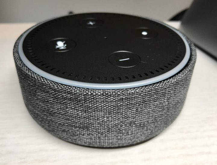How to change the Echo or Echo Dot wake word from Alexa.