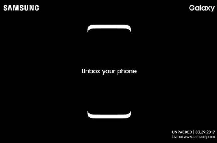 Galaxy S8 Release Date