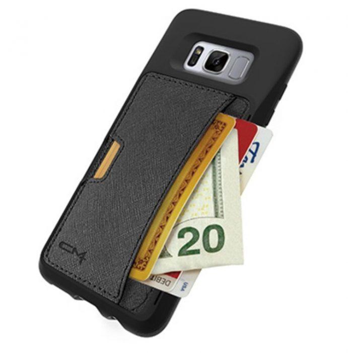 Silk Q-Card Wallet Case ($24)