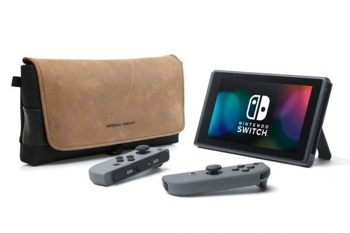 Waterfield Designs CitySlicker Nintendo Switch Case