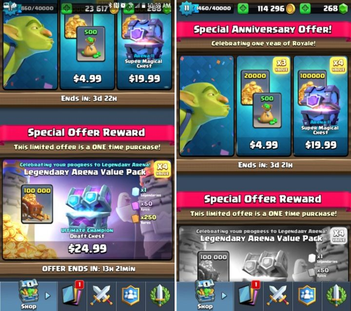 Buy Some Special Offers