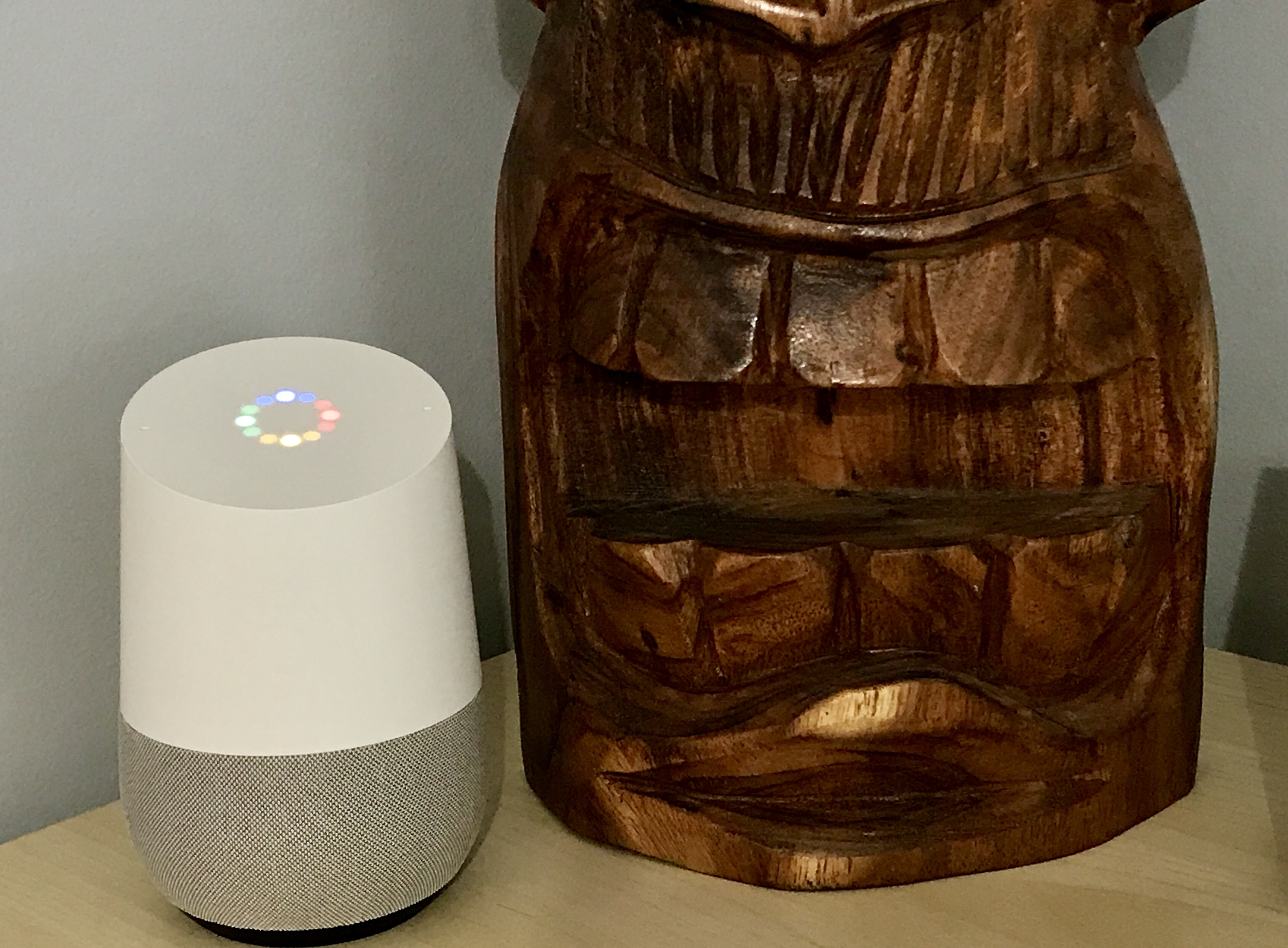 Use Google Home to follow March Madness.